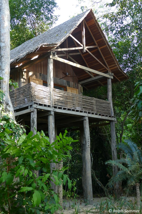 Tree Top Villa, Luxus Resort Wa Ale
